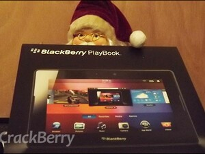 IKEA gives their UK staff a BlackBerry PlayBook for Christmas