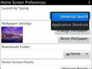 Quick Tip: How to enable and disable Universal Search on OS6 and OS7