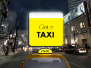 Use the #TAXI application this Holiday season to enter for a chance for $50 credit for future cab rides