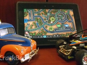 Park the cars safely in the garages and avoid collisions with Traffic Wonder for the BlackBerry PlayBook
