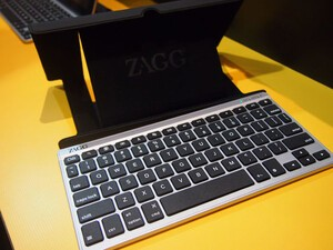 Hands-on with the ZAGGkeys FLEX