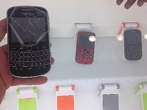 Fake BlackBerry Bold 9900 already spotted in Dubai