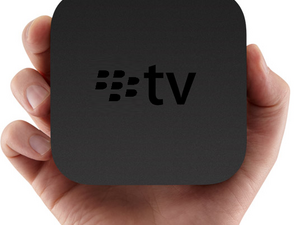 RIM working on a BlackBerry Media Box similar in concept to Apple TV