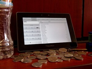 Convert weight, height, speed and more on the go with Convertinator for BlackBerry PlayBook