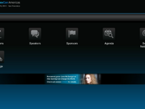 BlackBerry DevCon app now available for your downloading pleasure
