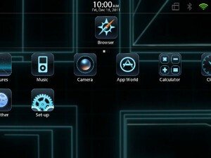 Rooted BlackBerry PlayBook brings the possibility of changing icons and possibly more
