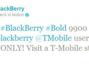 BlackBerry Bold 9900 one day sale at T-Mobile, grab it today for only $99!