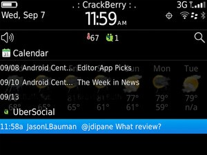UberSocial for BlackBerry updates to version 1.250 - Brings direct OS7 support and much more