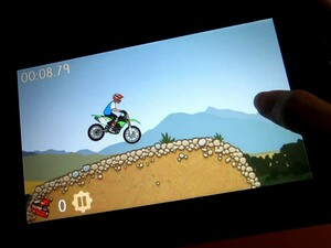 Moto X Mayhem for the BlackBerry PlayBook