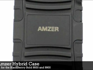 Deal of the Day: Save 60% on the Amzer Hybrid Case for BlackBerry Bold 9930 and 9900