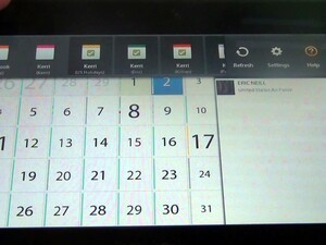 How to use the Calendar on BlackBerry PlayBook OS 2.0