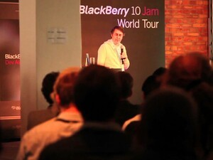 What the devs are saying from the BB10 Jam World Tour from Berlin