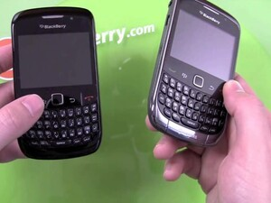 BlackBerry Curve 3G Video Unboxing!