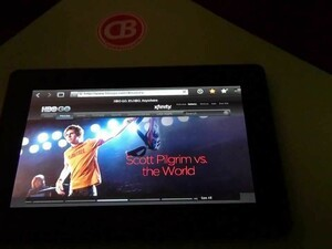 Watch TV on your BlackBerry PlayBook with HBO GO & MAX GO
