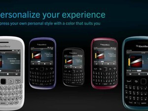 RIM Introduces the BlackBerry Curve 9320 - A Stylish, New Smartphone for the Socially-Connected