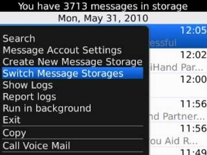 Virtual Vault for BlackBerry now available - Get it for 50% off through August 10th