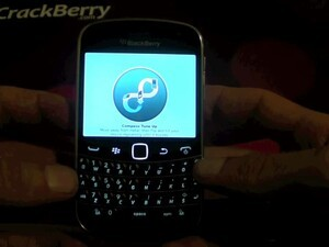 How To: Calibrate your BlackBerry Compass