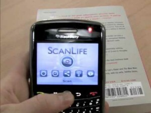 ScanLife Barcode Reader Updated To Support More Formats