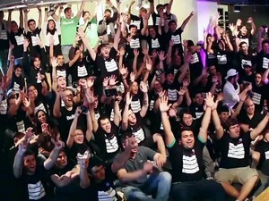 Highlights from the BlackBerry Jam Hackathon session in Sao Paulo, Brazil