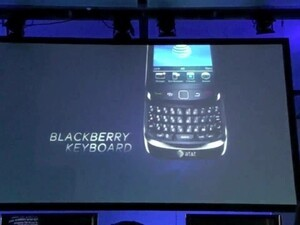 AT&T BlackBerry Torch commercial - Get a look before it hits your television set