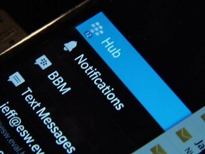 BlackBerry 10 gets one more demo at CES [video]