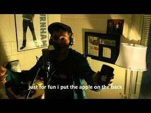 CrackBerry reader Blake does BlackBerry Rap