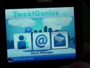 Ultimate Twitter Client Roundup Part 3: TweetGenius