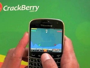 Test your firing skills with Battle Tanks for BlackBerry smartphones
