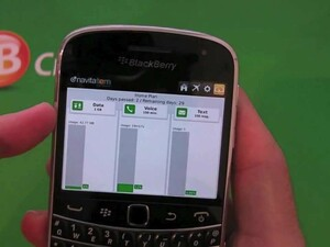 Prevent additional billing costs with Navita T.E.M Personal for BlackBerry smartphones