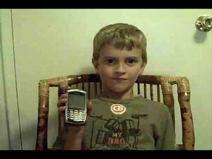 BlackBerry Kids Say the Darndest Things