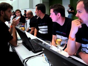 BlackBerry Jam Americas Super Hackathon video