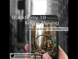 Lil E keeps moving - Drops new BlackBerry 10 song