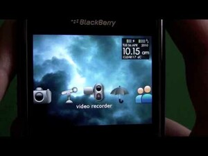 LiveScreens Bring a New Look and Feel to your BlackBerry