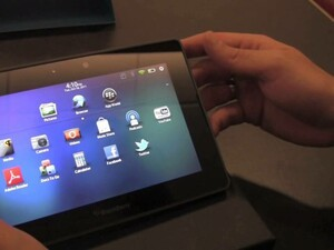 First Look: BlackBerry PlayBook OS 2.0 Developer Beta!