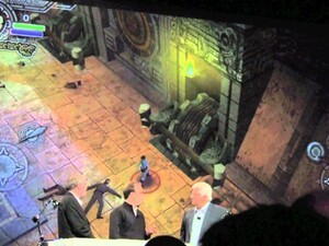 BlackBerry DevCon Highlights: Alex Caccia of Marmalade shows off Lara Croft and The Guardian of Light
