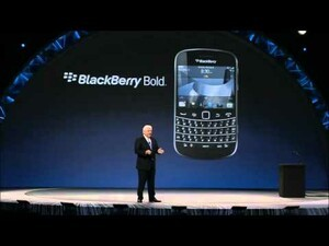 BlackBerry World 2011 video shows off conference highlights