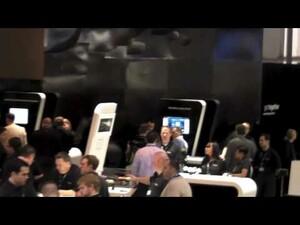 CTIA 2010: RIM's BlackBerry Booth!