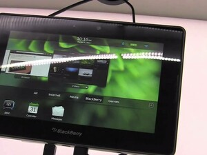 Video Demo: Pairing your BlackBerry Smartphone with BlackBerry PlayBook via BlackBerry Bridge