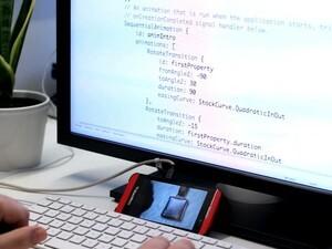 BlackBerry Developers - Live QML coding has arrived
