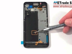 BlackBerry Z10 parts appear online once again