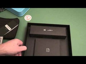 BlackBerry PlayBook Unboxing!
