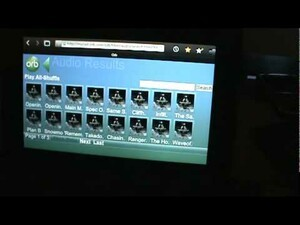 Stream media to your BlackBerry PlayBook with Orb
