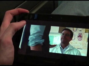 The BlackBerry PlayBook - One fine in-flight companion