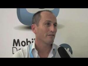 BlackBerry EMEA Alliance Summit 2009: Gadi Mazor talks about Nobex Radio Companion and Mobile Development