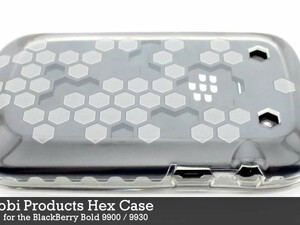 Deal of the Day: Save 75% on the Mobi Hex Case for BlackBerry Bold 9930 and 9900