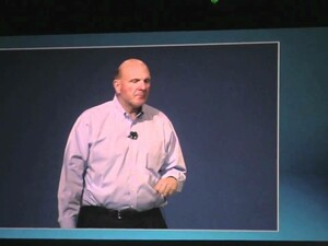 Steve Ballmer talks Microsoft + RIM, BlackBerry + Bing at BlackBerry World 2011 (video)