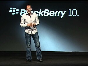Christopher Smith discusses the SDK, API and tool components for building on BlackBerry 10