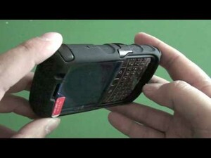 First Video Review: Seidio Innocase Rugged Holster Combo for the BlackBerry Bold 9700