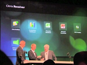 BlackBerry DevCon Highlights: Chris Fleck shows off Citrix Receiver on the BlackBerry PlayBook