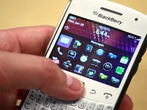 BlackBerry Screen Reader updated to include support for the BlackBerry Curve 9320 & 9220